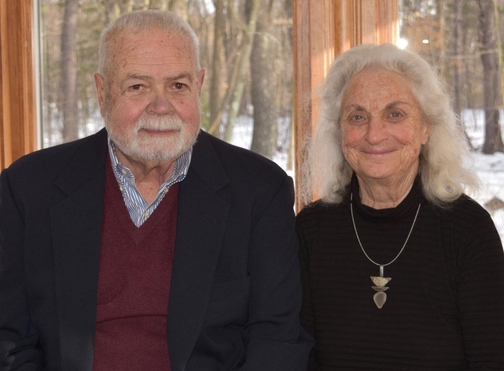 Tom and Bonnie Culhane